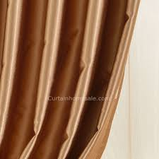 brown blackout curtains. Thick Artificial Fiber Golden Brown Insulated And Thermal Blackout Curtains Lining N