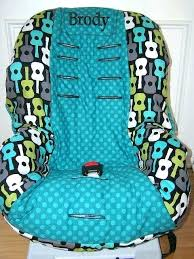 baby car seat covers graco booster cover replacement custom or slip by