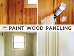 painting wood paneling brushes