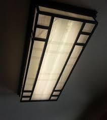 lamp shade 4ft fluorescent lamp shade
