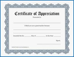 free recognition certificates 014 recognition certificate templatee ideas of appreciation