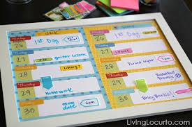 Free Printable School Calendar After School Station With Free Printable Weekly Calendars