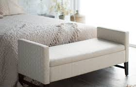Y  Single Bedroom Medium Size Sofa Bench Storage  Upholstered With Furniture End Of Bed