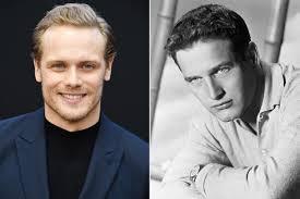 Outlander's Sam Heughan to play Paul Newman in Roald Dahl ...