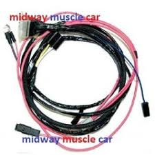 chevy electrical wiring harness midway muscle car Wiring Harness 72 Nova engine wiring harness with hei 67 chevy nova ii 283 327 72 nova wiring harness