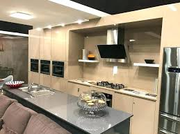 One Wall Kitchen Designs With An Island Plans Unique Decorating Ideas