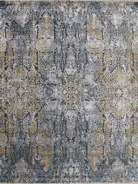 Light Blue And Gold Rug Salzburg Grey Blue Gold Rugs On Carpet Textured