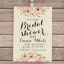 Free Bridal Shower Invitation Templates For Word Mesmerizing Free Wedding Shower Invitation Templates Download Jin's Invitations