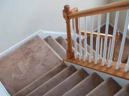 best carpet for stairs. Carpeted Stairs In North Jersey Best Carpet For A