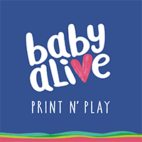 Small Picture Baby Alive Baby Alive Activities Coloring Book