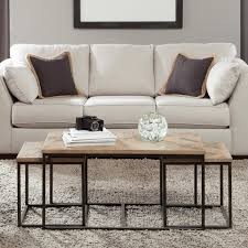 bunching coffee tables. Bunching Coffee Tables Decor Ideas Cookwithalocal Home And Space Table Set Furniture Nesting Also Througho O