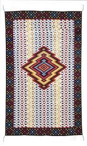 diamante textiles mexican folk art rug sculpture by cactus fine art