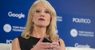 Kellyanne Conway Slips Up Implies Trump White House Will Be.