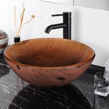 Skillfully constructed of 100% solid fir wood to last a lifetime. Wood Vessel Sink For Sale Ebay