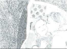 Turn Photo Into Coloring Page Crayola How To A Picture Coloring