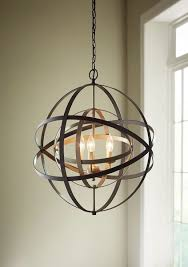 home depot home decorators collection dual orb chandelier redflagdeals com