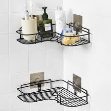 safebet bathroom shelf shelves corner shelf bathroom wrought iron storage rack kitchen tripod bathroom corner