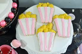 Cakes Popcorn Baby Shower Cake
