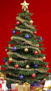 christmas tree wallpaper iphone 6. Simple Christmas Presents Around Christmas Tree IPhone 6 Wallpaper For Wallpaper Iphone L