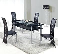 glass dining table set black glass dining table set dining table set glass glass top dining glass dining table set