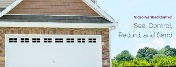 Control your garage door and see it in action through your phone ...