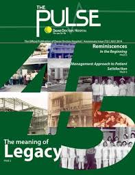 The Pulse 45th Anniversary Issue T2 By Davao Doctors