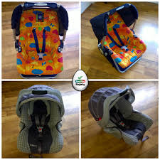 both of these car seats carry r44 03 approval labels
