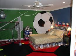 Soccer Bedroom Decor For Teen Boys