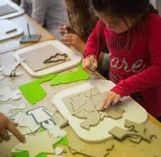 Kinder Basteln Christbaumschmuck Für Schlosskirche Welt