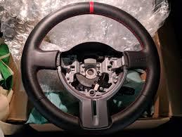 TRD Momo Leather Steering Wheel for Scion FRS / Toyota 86 / Subaru ...