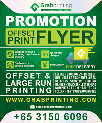 Offset Flyers Printing