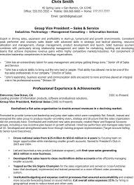 Executive Resume Template | Download Free & Premium Templates, Forms ...