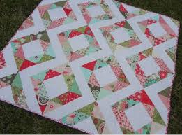 Scrappy Quilt Patterns Adorable Get Scrappy With 48 Free Scrap Quilt Patterns