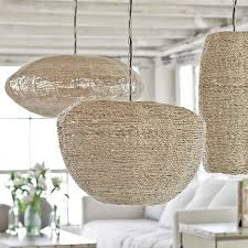 beach house lighting fixtures. how fab would these jute pendant saucers by regina andrew be in a beach kitchen house lighting fixtures