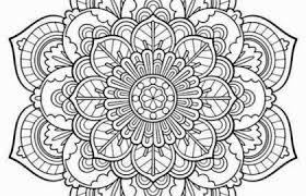 Free Printable Mandala Coloring Pages Adults And Instant Download