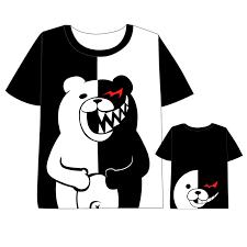 <b>Hot New Dangan Ronpa</b> Danganronpa 2 Mono T shirt Men Women ...