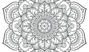 mandala coloring pages printable free for s within decorations expert owl page