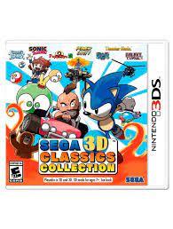 ¡hazte miembro y consigue ventajas. Sega 3d Classics Collection 3ds
