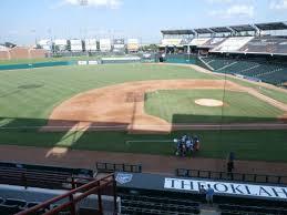 Seating Picture Of Chickasaw Bricktown Ballpark Oklahoma