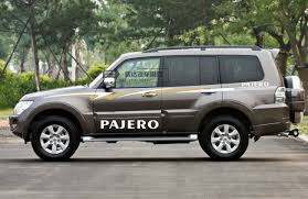 Pajero Sticker Design Mitsubishi Pajero Modified Car Sticker Pajero Sticker V73