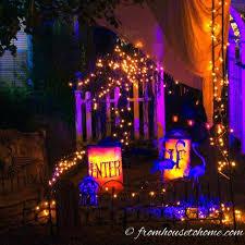 halloween party lighting. 11 ways to create spooky halloween lighting yard haunt party