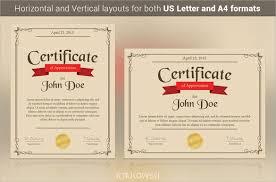 Sample Certificate Of Appreciation Stunning 44 Sample Certificate Of Appreciation Temaplates To Download