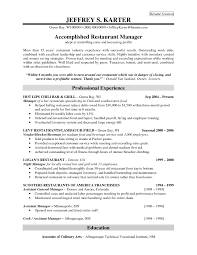 resume for food service attendant cipanewsletter administrative assistant resumes examples casaquadro com resume