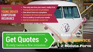 young drivers campervan insurance