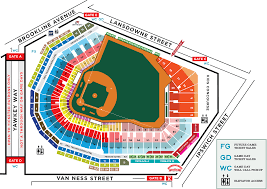 Sox Seating Chart Fenway Park Seating Chart