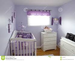 Purple Babies Room