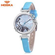 HOSKA H802S Children Quartz Watch Blue Kids' Watches Sale ...