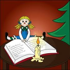 reading open book cartoon free clipart image 0515 0911 1710 1432 of reading open book