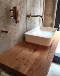 Atemberaubend Schlafzimmer Muster über Waschtischplatte Aus Holz