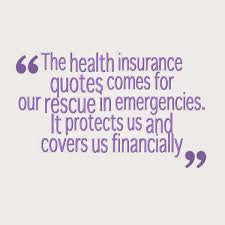 the health insurance quotes comes with many benefits and for sure does not leave you in the lurch we do not know when we may fall sick